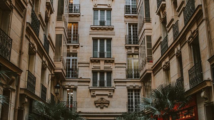 Immeuble de 26 lots - Paris 1er